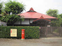 和風建築の旧小川郵便局