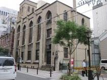 浪速教会の建物