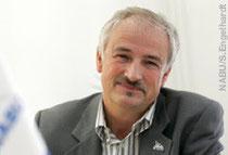 Olaf Tschimpke ist seit Juni 2003 Präsident des NABU
