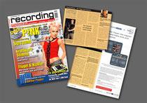 Steadycam OP Stefan CzechRecording Magazin 2007