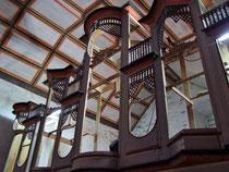 Ausbau der Wilhelm-Orgel auf der Kaiserempore in der Stiftskirche Kaufungen