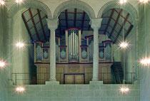 Wilhelm-Orgel Stiftskirche Kaufungen