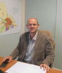 Fabrice LEMAZURIER, Maire depuis 2014.