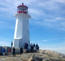 le phare de Peggy s'Cove