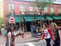 L'épicerie Moisan, la plus ancienne de tout le Canada