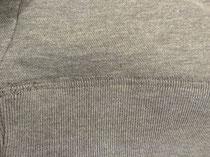 Sweatshirt nach der Reparatur