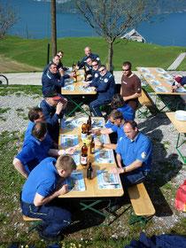 FW Rietenberg in Beckenried (Teamentwicklung)