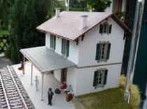 Nebenbahnhof SBB