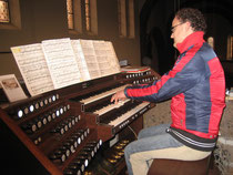 Organist Klemens