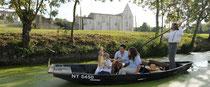 Promenade en barque avec guide