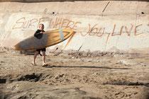 Könnte das ein Surf-Film sein?