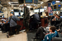 Immernoch Krach an der Wall-Street