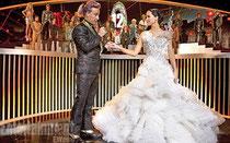 Auch ohne Hochzeit ein schönes Kleid in weiss