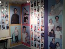 『杉並ポートレイト2002〜2011』展示の様子(その2)