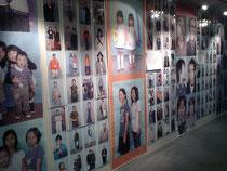 『杉並ポートレイト2002〜2011』展示の様子(その1)
