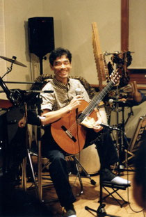 2001.千葉大網にて(親友:中野治臣氏.撮影)