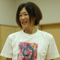 辻優子(ゆうリボン主宰2・3歳の親子体操「わんぱくクラブ」代表)