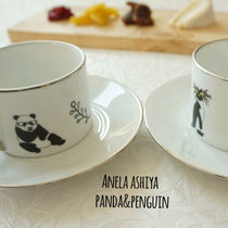 PANDA&PENGUIN