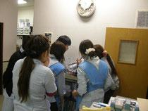 X線実習セミナー(しろね動物病院様)