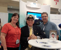 We had the pleasure of meeting Capt Stubing himself from The Love Boat at the Cruise3Sixty convention this year.