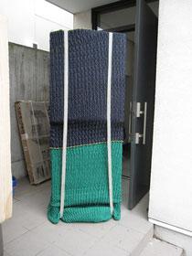 赤帽 神戸から冷蔵庫の配送