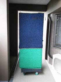赤帽神戸 冷蔵庫の運送