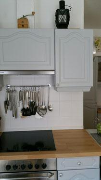 Küche umgestaltet