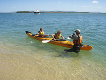1 Day Sea Kayak Course