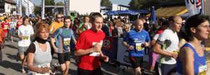 Halbmarathon Bräunlingen 11.10.09