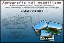 corso di Modellismo, le tecniche per la decorazione modellismo statico aeroplani