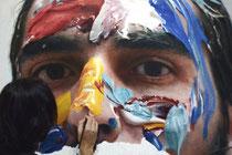 Corso tecnica ad olio con Eloy Morales alla scuola delle arti Bologna