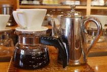 コーヒー抽出講座