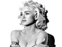 Madonna, Noeud Nord en Balance, en maison II.