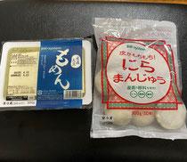お気に入りのお豆腐とにらまんじゅう‼︎