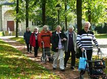 Ausflug für Bewohner über 50