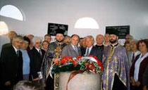 w kaplicy w Feldkirchen
