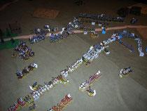 Flankenangriff Loudon