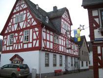 Das Alte Rathaus in Osterspai