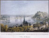 Koblenz in 1830