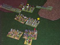 Römer im Gelände