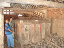 Traditional method of stockage
