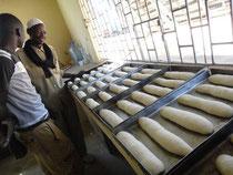 photo Solidarité.asso.fr Intégration de millets dans les pains au Sénégal
