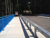 Warnowbrücke im Zuge der K104