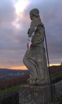 Maria im Weinberg, A.López