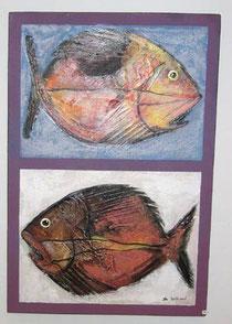 Bild mit Fischen