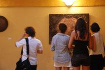 Amador Vallina: Group Exhibition S'Olivaret,. Majorca