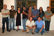 Künstler der Ausstellung Sollerics (1) in Can Puig