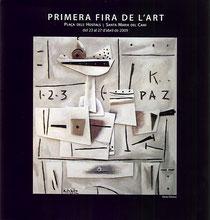 Primera Fira de l'Art, Santa María del Camí, Mallorca