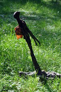 Amador Vallina - taller abierto y jardín de esculturas en Wörrstadt, Rheinhessen, Alemania