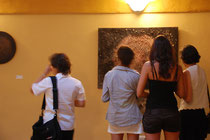 Exposición colectiva, S'Olivaret, Alaró, Mallorca